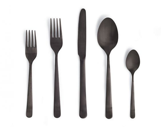 blackflatware